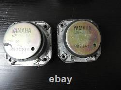 Yamaha JA-0801/JA-0513 NS-1000M Pair unit vintage from japan Rank C