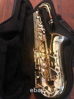 Yamaha YAS 32 Alto Saxophone Japan Model (Ships from United States) Very Good