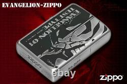 ZIPPO / Evangelion New Theatrical Version First Unit / From Japan