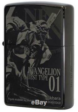 ZIPPO Evangelion New Theatrical Version / First Unit Runaway / From Japan
